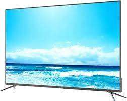 "Cornea 55"" 4K LED TV with warranty of  1 year"