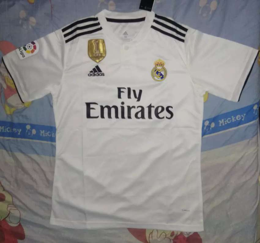 Real Madrid Home 18/19 GO 0
