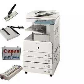 Paket usaha fotocopy digital portable , medium dan Haig speed
