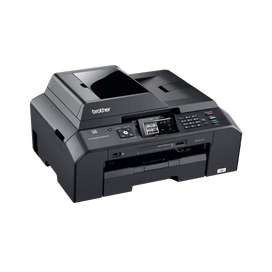 Brother MFC-J5910DW A3/A4 colour printer - scanner - copier - fax