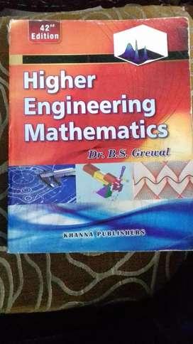 Higher Engineering Mathematics (HEM)