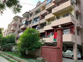 Semi furnished 2BHK for sale near Surendra Nath Centenary school