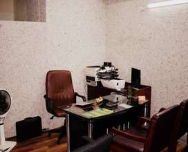 office sharing availble room full furnished