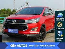 [OLXAutos] Toyota Kijang Innova 2.4 Venturer Diesel A/T 2017 Merah