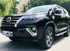 Toyota Fortuner 2.7 2WD AT, 2017, Petrol
