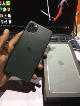 Iphone 11 pro max 256 just like brand new