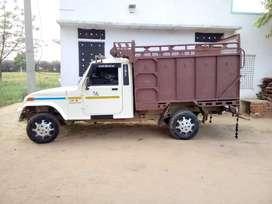 Bolero maxitruck pickup