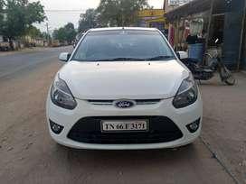 Ford Figo 2010-2012 Diesel Titanium, 2012, Diesel