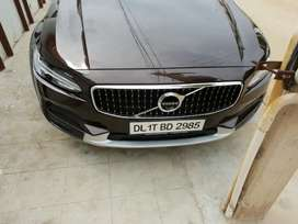 Volvo V 90 2018 Diesel Well Maintained