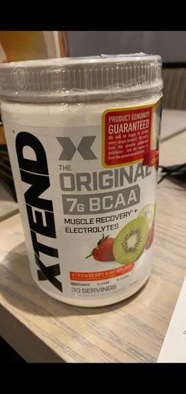 BCAA Xtend & C4 ripped pre-workout imported from dubai for sale