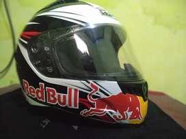 Rsv ff500 Size Lg kelengkapan helm+sarung