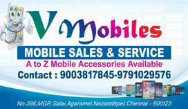Mobile services & accessories