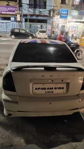 Hyundai Accent 2002 Petrol 95000 Km Driven