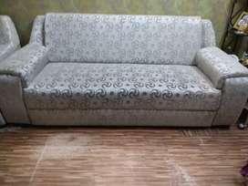 Sofa set with 5 pieces