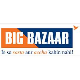 OPENING IN BIG BAZAR FOR BILLING EXECUTIVE & COUNTER SALES PROFILE