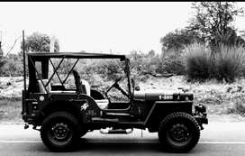 All Jeep available