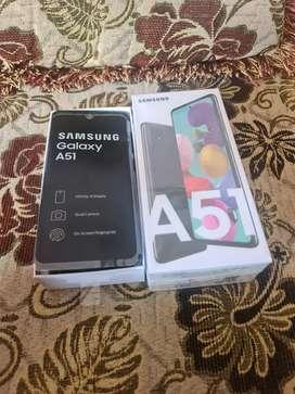 Samsung A51 8/128 Fullset bisa TT