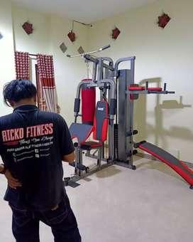 Gym home terkomplit buat otot