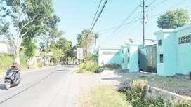 Gudang pinggir jalan raya prambanan sanvat strategis tinggal pakai