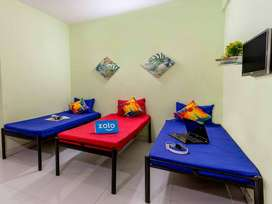 Zolo Floyd - Luxury 2 Sharing PG Accommodation for Gents