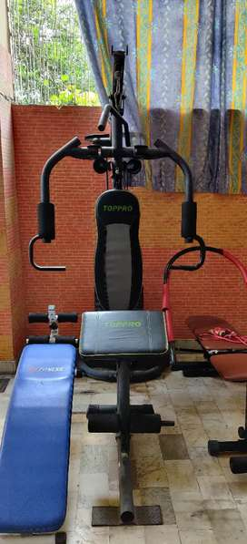 Top Pro Workout Machine