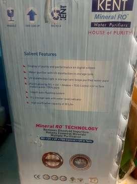 kent minral ro water purifier