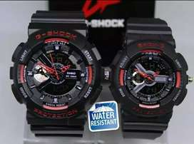 Jam tangan G-shock Couple ready water resistance, Include complete ya
