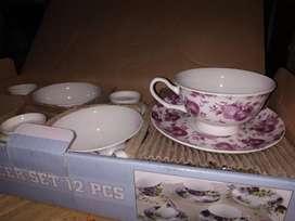 Dijual , cangkit teh bulat (Harga Nett)
