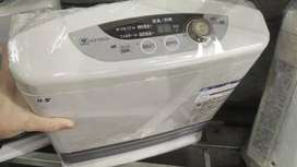 Japanese gas and electric heater