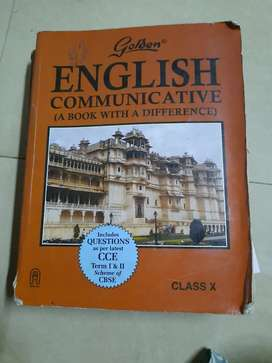 English communication Text for CBSE class 10