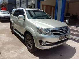 GN FORTUNER V 4*4 AT 2014
