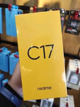 Baru Realme C17 ram 6gb internal 256gb Erafone Kediri Mall