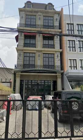 Dijual Gedung Samping MRT Cipete Raya