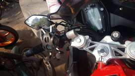 Tvs Apache rr310 Full Loaded Bike at low cost