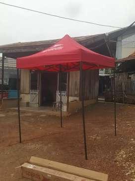 Tenda lapak jualan. Ready stock Palembang