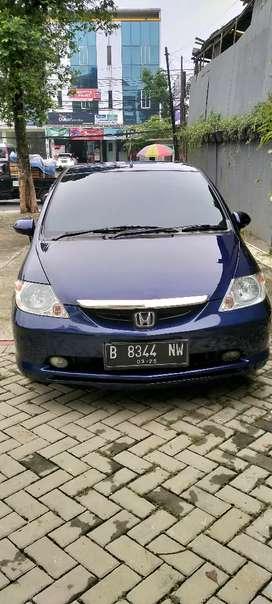 Di jual Honda city VTEC th 05 metik
