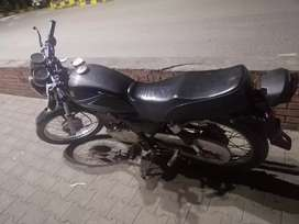 Lash pash condition Suzuki 150
