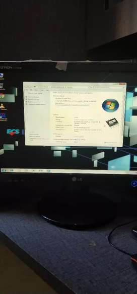 PC Computer Intel Pentium 3GB Ram