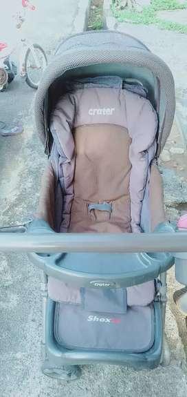 Jual stroller bayi sama tempat belajar jalan