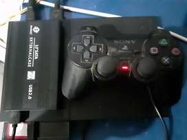 playstation 2 160 gb 50 games