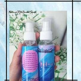Deodorant ( Tawas Liquid )