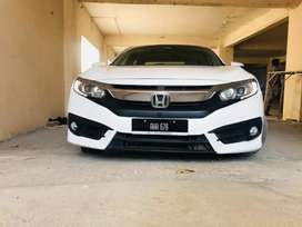 Honda civic 1.8 fully loaded up for sale