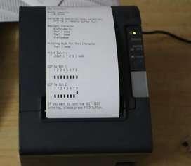 Epson Billing Thermal Receipt Printer