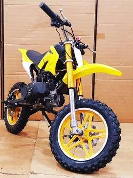 New dirt bike for kids