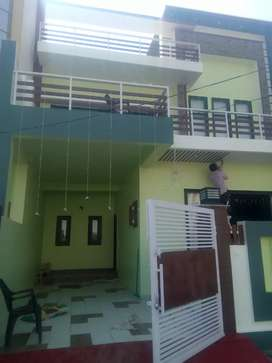 4 Bhk Double Storey Kothi For Sale with 2 car parking space,AMAN VIHAR