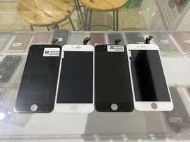 Lcd iphone 6 hitam/putih bergaransi 1 tahun