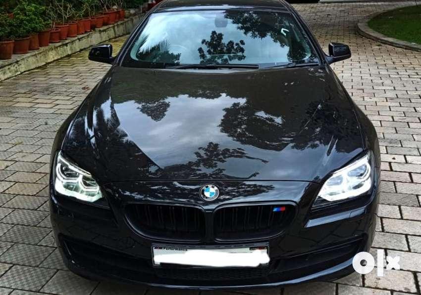 BMW 6 Series, 2012, Diesel 0