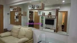 Disewakan Apt The Mansion Kemayoran 2BR Furnsih Luas 57m2 #VR551