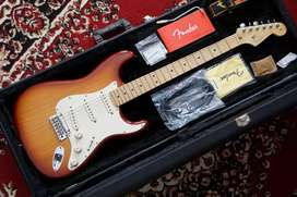 Fender Stratocaster American Standard 60th Anniversary made in USA