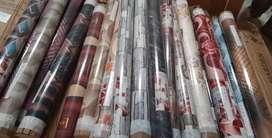 Wallpaper premium rol besar